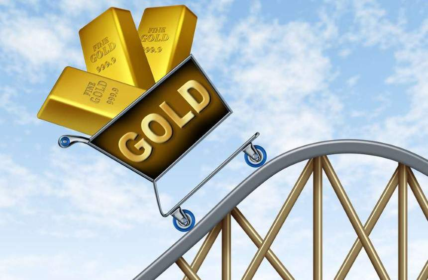 Gold Price Falls, Is this a Chance to Buy in Before the Next Run?