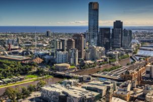 Skyscraper Boom Coming to Melbourne: Property Collapse Not Happening