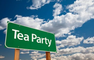 Who Is Up for a Tea Party? — The Modern Monetary Theory
